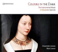 Colours in the dark